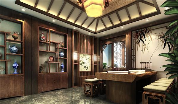 晶城秀府书法室