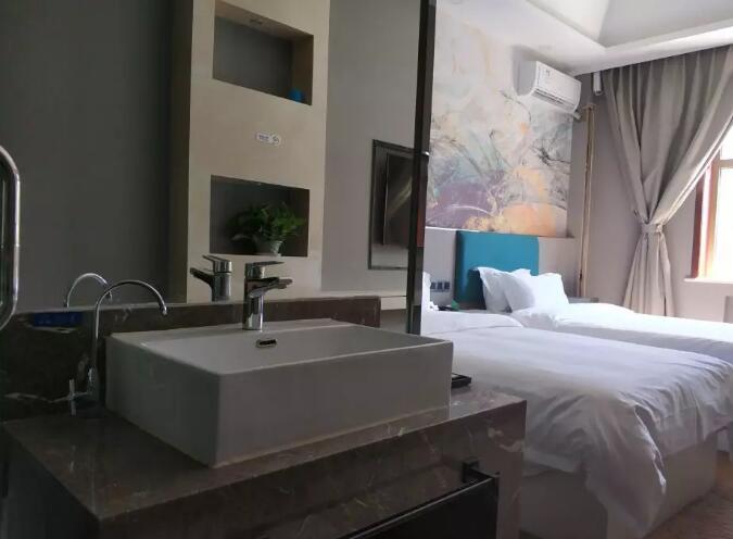有格调的酒店装修·汇美案例·龙城瑞豪酒店