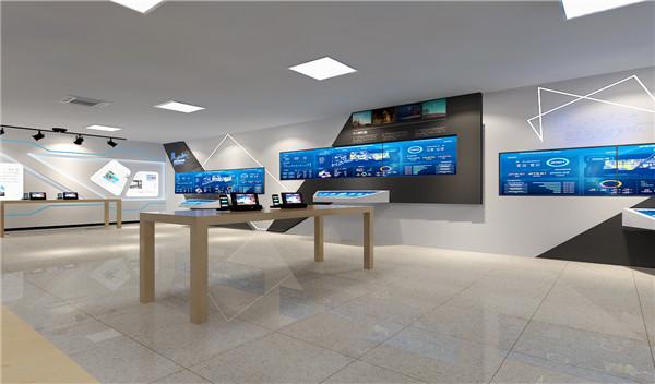 好行数字传媒科技展厅