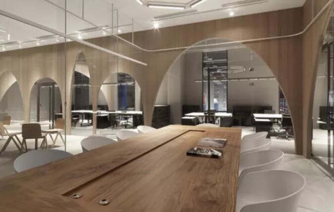 各行业办公空间的装饰特点