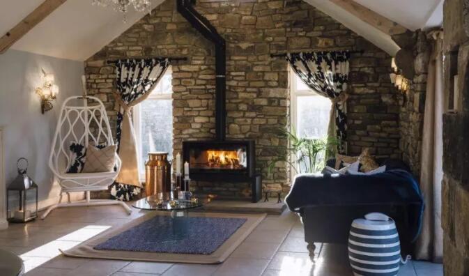 壁炉—西方室内装饰的经典传承